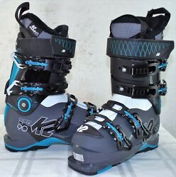 K2 B.f.c. 90 Used Womenand039s Ski Boots Size 23.5 174977