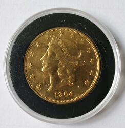 1904 20 Liberty Gold Double Eagle- Shipping Included..