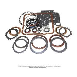 Transtar 10006apf Transmission Kit Includes Paper And Rubber Items, Seals,