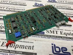 Excellon Automation Dual Axis Interface Dac-2 Card - 206492-16 W/warranty