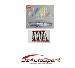8 X Ignition Coils And Spark Plugs For Audi A6 Quattro 4.2 V8