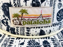 🆕NWT PATALOHA Patagonia Limited Edition Stand Up Hat Cap High Crown Snapback