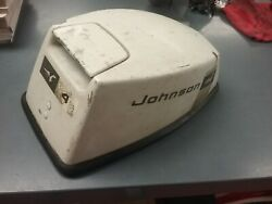 Cover For A 4 Hp Johnson Outboard Motor 1970