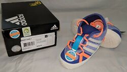 Adidas Boat Lace I Toddler Outdoor Water Shoes B44372 Size 10k