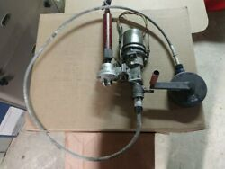 Mooney Electric Gear Motor And Transmission From 76 C Model