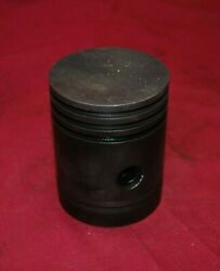 Stover Ct1 Piston For 1 1/2 Hp Includes Wrist Pin Gas Engine Motor Op7.3