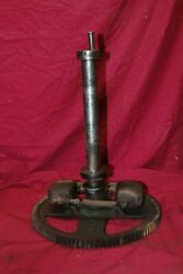 Fairbanks Morse Model H Cam Gear W/ Complete Governor And Shaft Gas Engine Motor