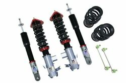 Megan Street Coilover Suspension Damper For 12+ Honda Civic And 12-13 Civic Si