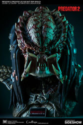 Predator 2 Life-size Bust Prop Coolprops - Sideshow