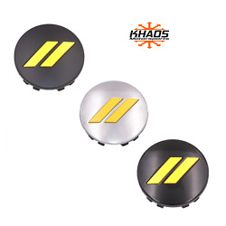 Dodge Challenger / Charger Center Hub Cap Color Matched Py4 Yellow Jacket