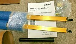 New Omron Safety Light Curtain Hand Protection Part F3sn-a0757p25