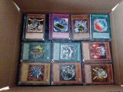 Yugioh Huge Bulk Lot Collection Of Over 3600+ Common/rare Cards Near Mint