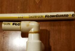 FlowGuard Gold CPVC Plumbing - Need to sale due to crackingpremature failure