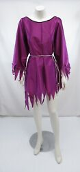 Ben Cooper Women's Adult Witch Dress Costume Size M 10-12