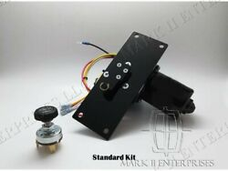1961-65 Lincoln Windshield Wiper Conversion With 2-speed Switch