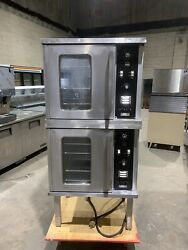 Toastmaster Electric Double Deck Convection Ovens