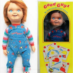 LIFE SIZE CHUCKY DOLL FIGURINE FIGURE RARE GOOD GUYS CHILD'S PLAY 2 MOVIE