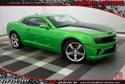 2011 Chevrolet Camaro 2dr Coupe 2SS 2dr Coupe 2SS 2SS PACKAGE - 6-SPEED MANUAL - BBK INTAKE - HEATED SEATS - BOSTON
