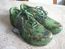 11's Series China Pla Army,air Force,2nd Artillery Woodland Camo Training Shoes