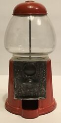 Vintage Gumball Machine Bank. Ford Gum And Machine Co. Inc. Carousel Petite No.9