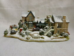 Lilliput Lane Homeward Bound For Christmas Special Annual Edition L2574 New