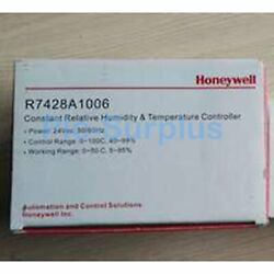 Brand New Honeywell R7428a1006 Temperature + Humidity Controller 1 Year Warranty