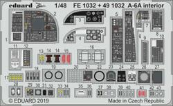 Eduard 491032 1/48 Aircraft- A6a Interior For Hbo Painted