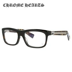CHROME HEARTS Glasses frame regular fit MYDIXADRYLL DT 55 size Square unisex