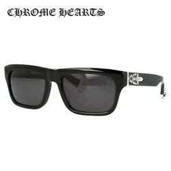 CHROME HEARTS Sunglasses Regular Fit SLUSS BUSSIN BK 57 Size Square Unisex