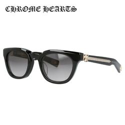 CHROME HEARTS Sunglasses Regular Fit PENETRANUS REX BK-G18KGP 49 Size Wellington
