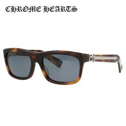 CHROME HEARTS Polarized Sunglasses Regular Fit MY DIXADRYLL MBST-S 55 Square
