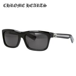 CHROME HEARTS Sunglasses Regular Fit MY DIXADRYLL BK-S 55 Size Square Unisex