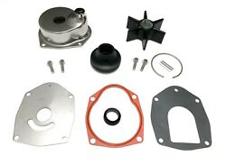 Mercruiser Water Pump Kit With Housing For 135-300 Hp Replaces 817275a09 18-3407