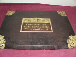 Buffy The Vampire Slayer quot;Conversations With Dead Peoplequot; Spirit Board Ouija