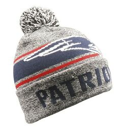 New England Patriots 2019 Forever Collectibles Nfl Gray Light Up Beanie Free