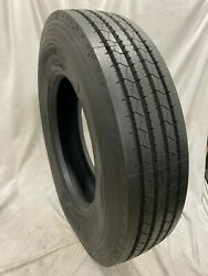 4-tires 11r24.5 Road Crew Cr926 Steer New Tire Truck 16 Ply 149/146-l