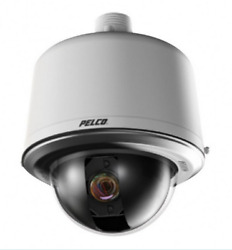 New Pelco S5220-eg0 Spectra Hd Ip High Speed Dome Cam System, 20x Optical Zoom