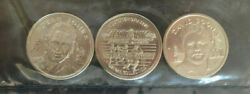 3x A Commemorative Medal Collection - Clahes Of The Ashes, Alderman, Boon, Jones