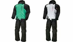 Arctiva Lat48 Womens Insulated Jacket And Bibs Snowmobile Cold Weather Riding Gear
