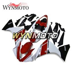 Red White Black Cowlings For Yamaha Fairings 2012 2013 2014 Yzf1000 R1 Body Work