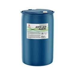 Alliance Chemical High Purity Acetic Acid Glacial 100 - 55 Gallon Drum
