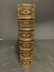 1865 New Testament King James Version   First Edition   London
