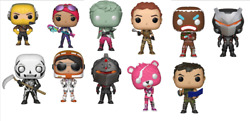 Fortnite S1 And S2 Skins Pop Vinyl Figure - 21 To Choose From - Funko No Fakes