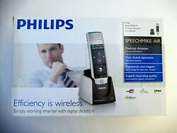 Brand New Philips Lfh3000 Speechmike Air Pro Free Expedited Shipping