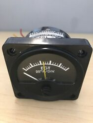 Alcor Indicator Egt P/n 202a-7by W/ Connector