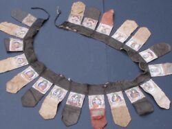 Antique Birthday Party Add An Age Letter Banner Temple Of Tibet