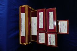 2014 Mth Northern Pacific Trains Full Set New Never Run 20-20388