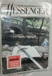 Fred Price Magazine The Messenger 10 copies 1986 $145.00