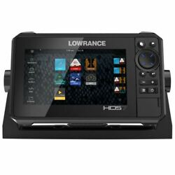Lowrance Hds 7 Live Active Imaging Fish Finder With Transducer 000-14416-001