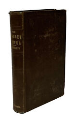 Nathaniel Hawthorne / The Scarlet Letter First Edition 1850